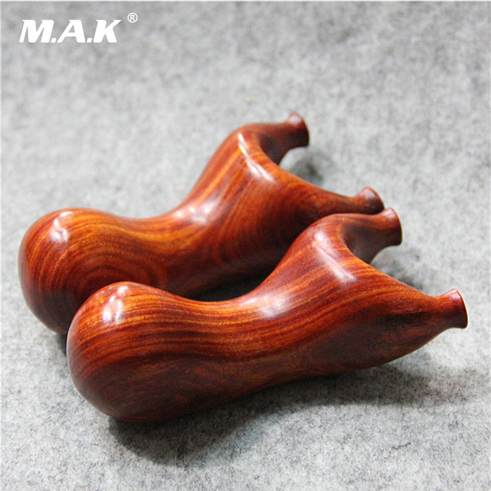 1pc Hunting Rosewood Solid Wood Slingshot Boxwood Flat Rubber Band Recurve Purple Tan Slingshot for Outdoor Shooting 1pc stainless steel slingshot with purple sandalwood pure solid wood patch wooden slingshot and flat rubber band for hunting