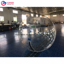 1.0mm PVC transparent inflatable walk on water ball,clear inflatable water walking ball for kids free shipping water walking ball 2m diameter 0 8mm pvc inflatable ball walk zorb ball inflatable human hamster ball