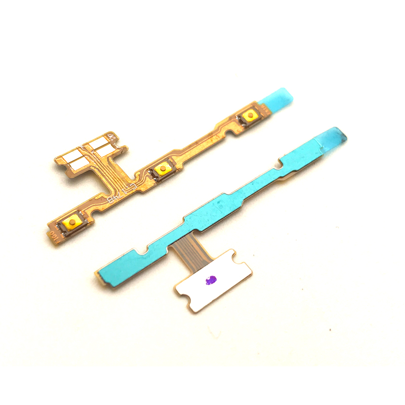For Huawei P Smart / Enjoy 7S FIG-LX1ON And OF Switch Button/Power Volume Flex Cable  FIG-LA1 FIG-LX2 FIG-LX3 Repair Parts