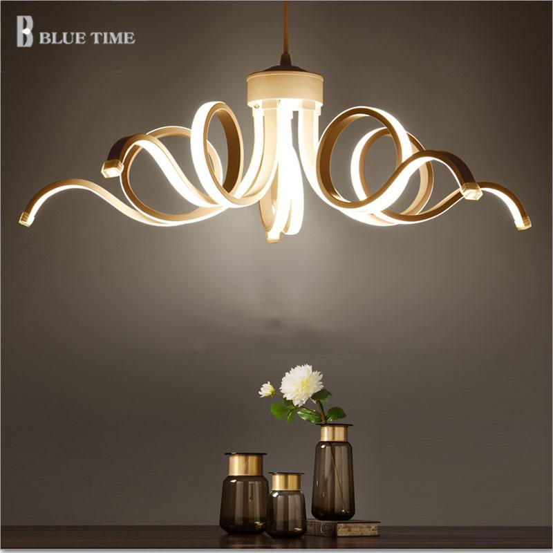 Creative Modern Led Pendant Light For Living room Dining room Bedroom Kithchen Light Fixtures Pendant Lamp Hanglamp Led Lustres стоимость