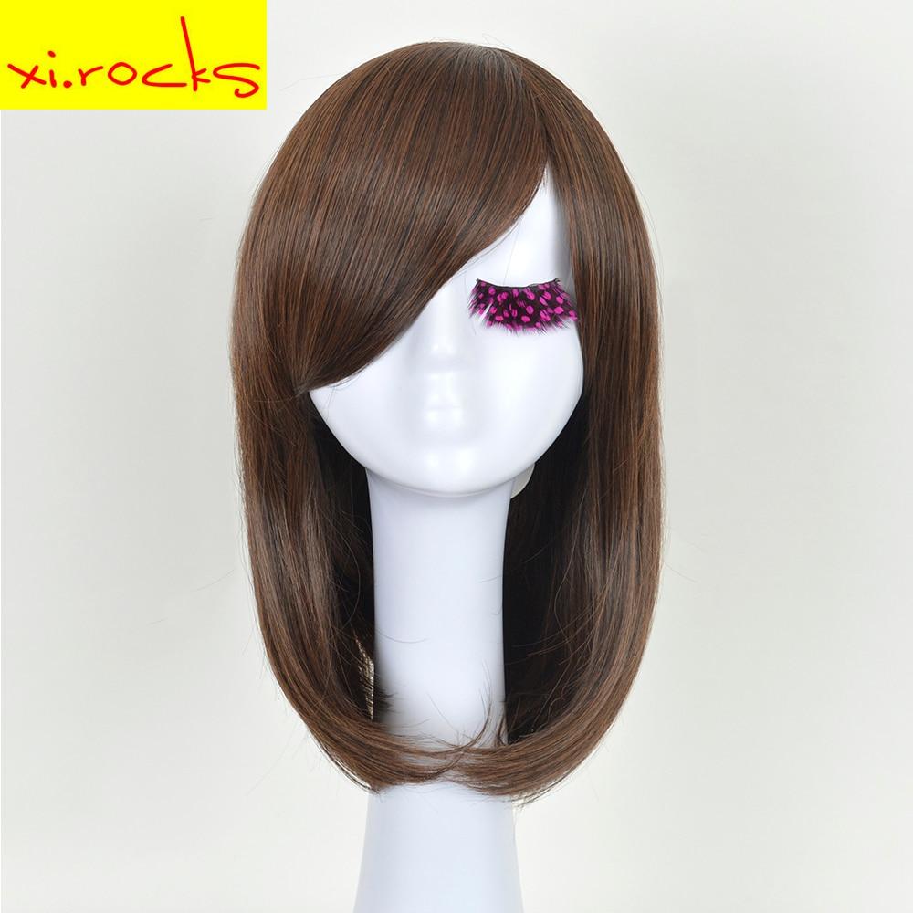 Fiber Bob Hairpiece 3172 2