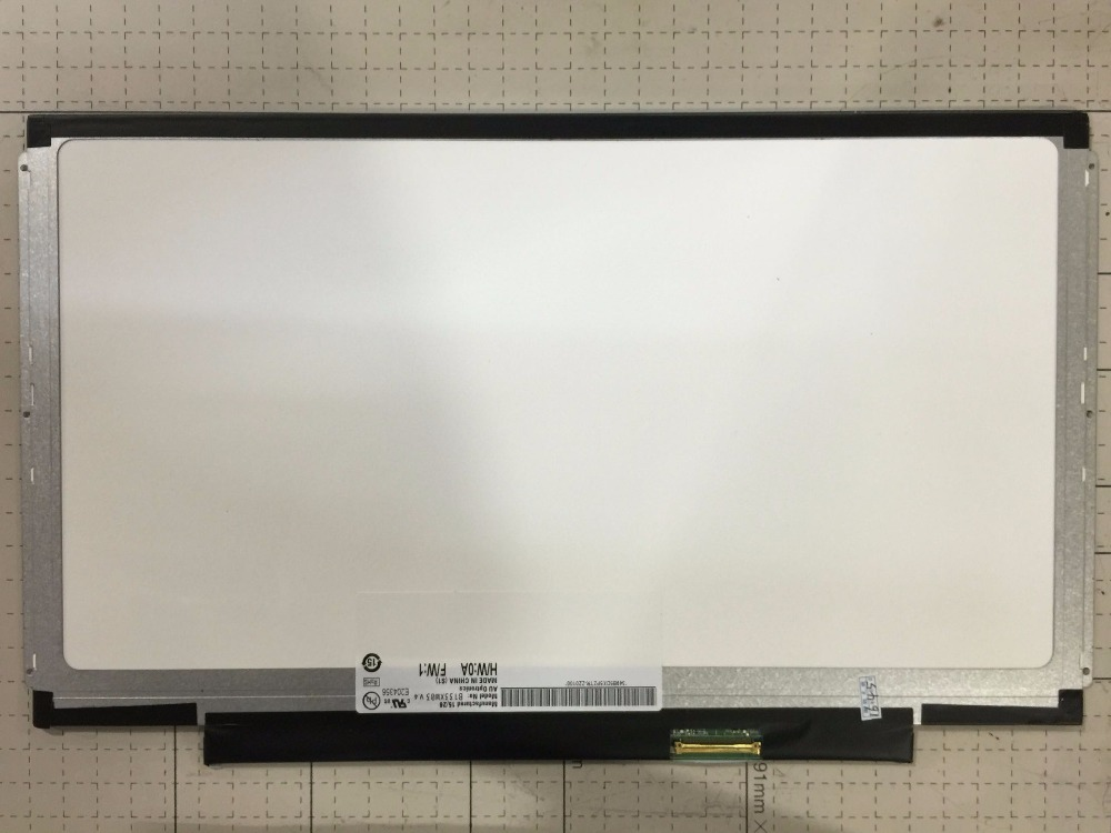 FOR Sony PCG-41217T notebook LCD screen N133BGE-L31 B133XW01 LTN133AT16 LP133WH2 TLM2 free shipping n133bge l41 n133bge l31 b133xw01 v 0 lp133wh2 tle1 for lenovo u310 u350 v360 v370g z370 z380 lcd screen lvds 40pin