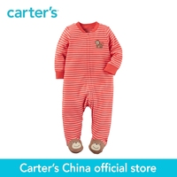 Carter S 1pcs Baby Children Kids Cotton Zip Up Sleep Play 115G275 Sold By Carter S