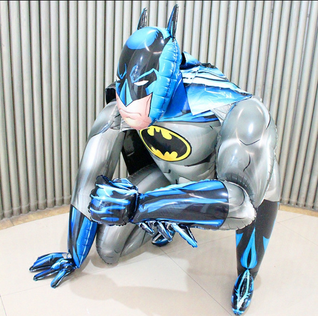 Giant Batman Helium Balloon