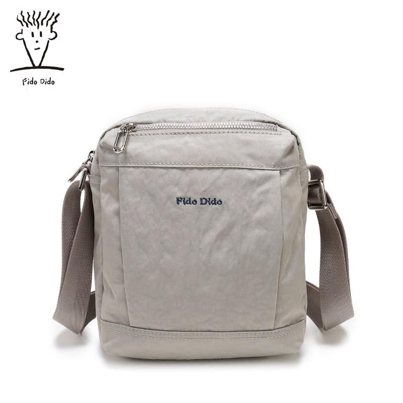 Fido Dido Waterproof Brand Men Messenger Bags, New Fashion Men's Crossbody Bag, Designer Handbags High Quality, Casual Men Bag!! fido