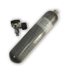 AC10321 Acecare 3L PCP Carbon Fiber Cylinder For Hunting HPA Paintball Compressed Air Tank/Airforce Condor/Air Rifle With Valve acecare whole set for pcp rifle hunting paintball tank air refilling composite carbon fiber cylinder with valve