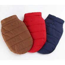 Winter Warm Windproof Dog Coat