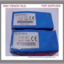 Аутентичный фотоэлектрический переключатель WL250-N430 высокого качества