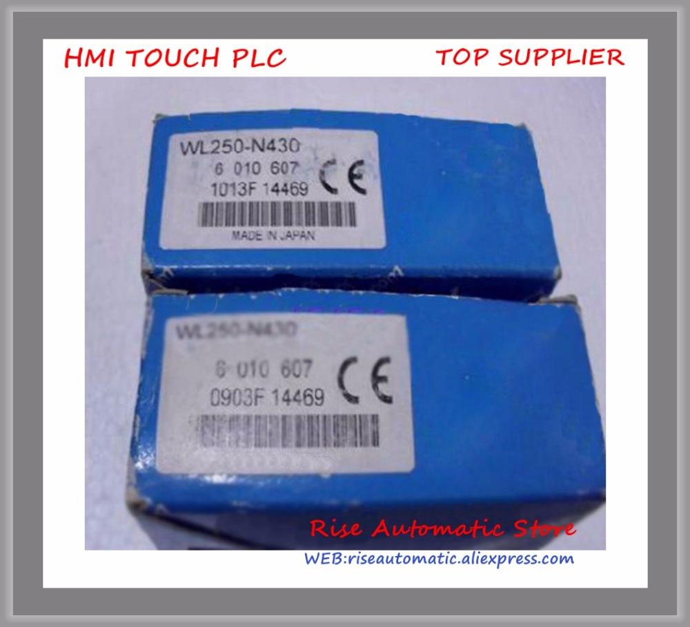 все цены на  New Original Authentic Photoelectric Switch WL250-N430 high-quality  онлайн