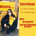 Extra DHL para pagamento adicional sobre a ordem