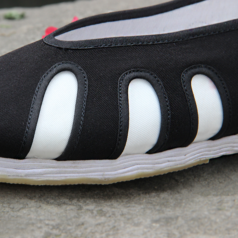 Traditional Cloth Sole Cloud Shoes 2