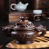 lion ear censer variable retro present direct selling wholesale Tower fragrant incense coil incense appliances bedroom furnish