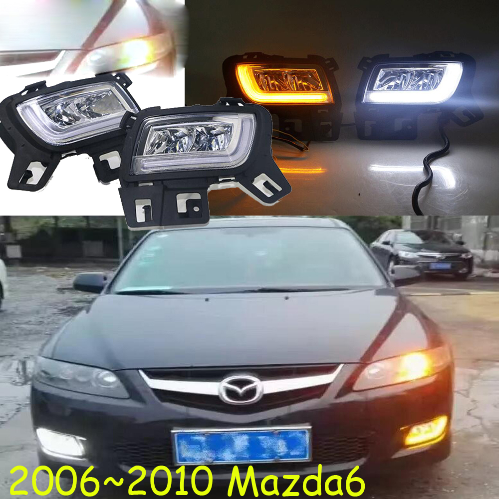 2006~2010 Mazd6 daytime Light,Atenza fog light,mazd6 headlight;Tribute,RX-7,RX-8,Protege,MX-3,Miata,CX4,mazd6 fog lamp mazd6 atenza taillight sedan car 2014 2016 free ship led 4pcs set atenza rear light atenza fog light mazd 6 atenza axela cx 5