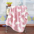 2016 Special Offer Swaddle Baby Blankets Newborn Spring Coral Fleece Blanket Flannel Air Conditioning Bed Sheet Soft 100*75cm
