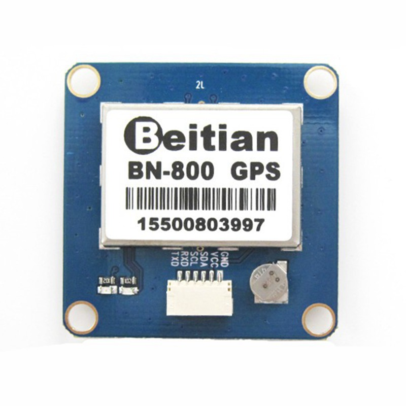 Ublox NEO-M8N BN-800 GPS Module Support GPS GLONASS BeiDou For Pixhawk APM 2017 new hot sale ublox neo m8n bn 800 gps module support gps glonass beidou for pixhawk apm brand new high quality mar 28