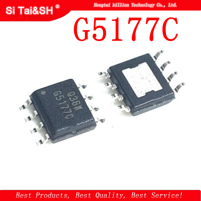 5pcs/lot G5177C G5177B G5177BF11U SOP8 Synchronous Rectification Boost IC Chip