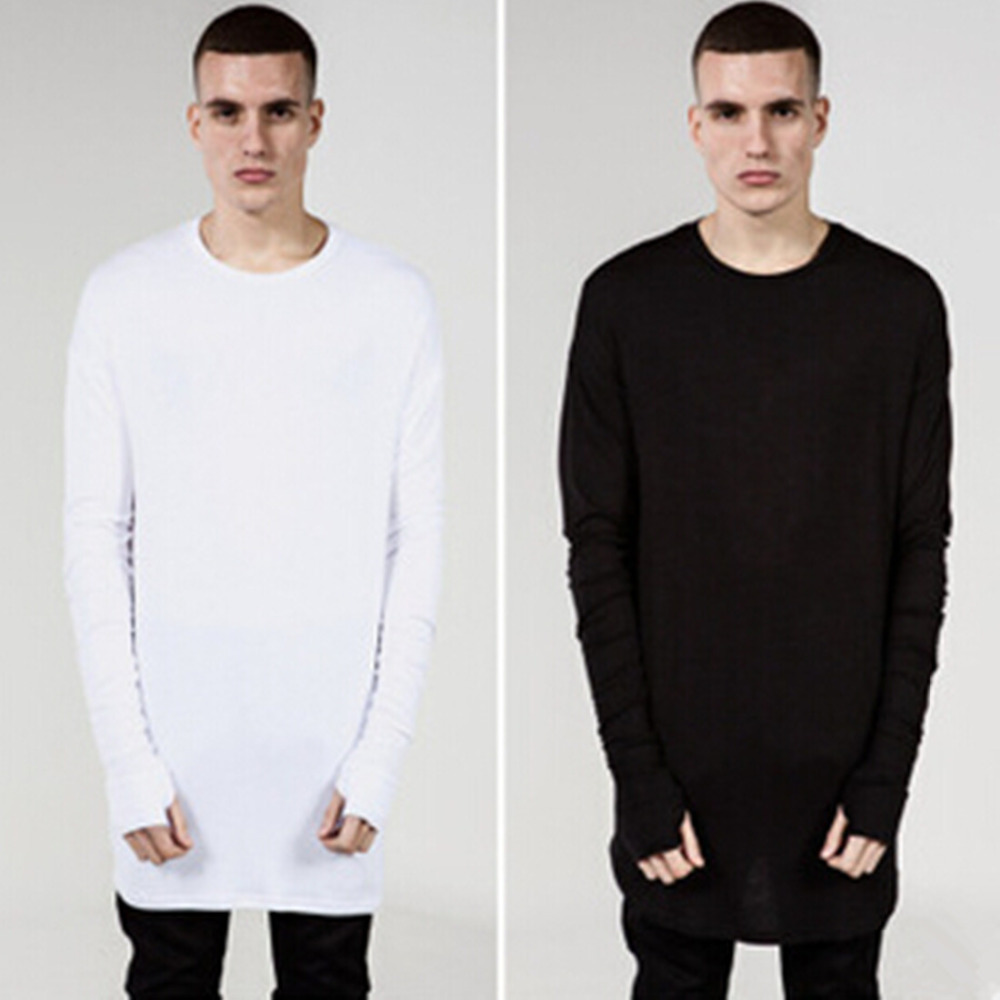 Popular Long Sleeve Men T Shirt Glove-Buy Cheap Long Sleeve Men T ...