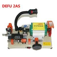 CHKJ DEFU 2AS Car House Door Key Cutting Machine Horizontal Key Duplicating Machine Key Cutter 220V Locksmith Tools