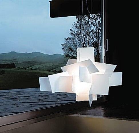 D65cm/95cm Modern Creative Big Bang Modern Chandelier Lighting Art Pandant Lamp Ceiling LED 90-260V Replica