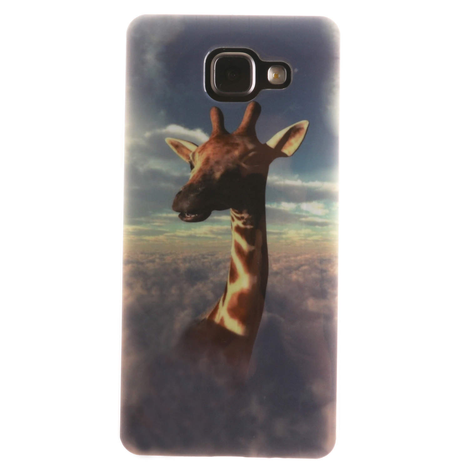 IMD Process Cover For Samsung Galaxy A3 2016 Case Soft Silicone TPU Case For Samsung A3 2016 Cover Phone Protect ShockProof Case