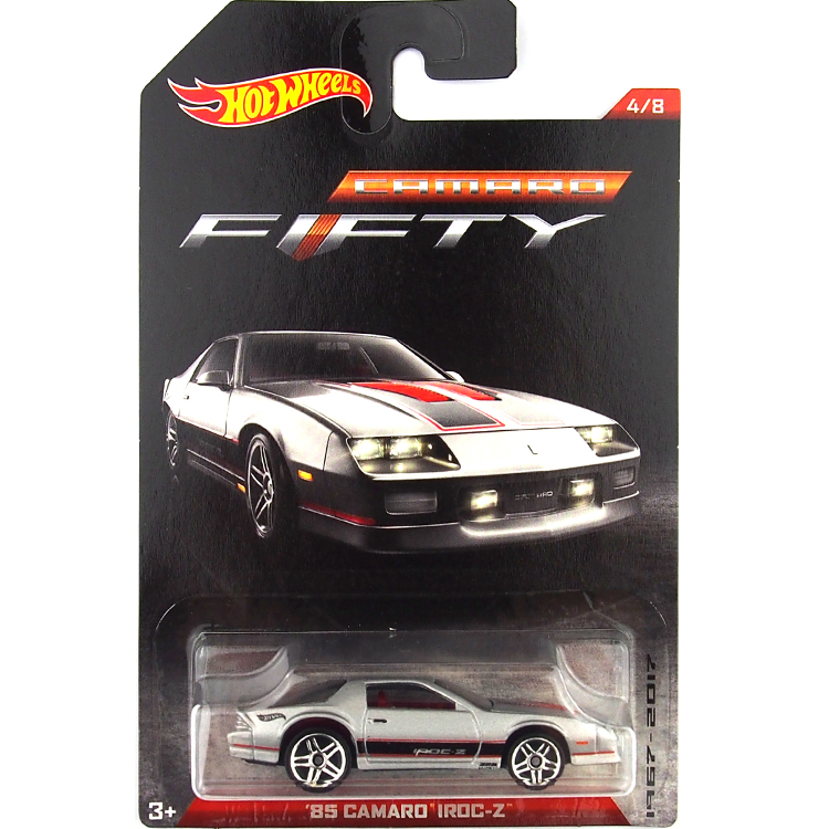8pcs/set Hot Wheels 50th Anniversary Car Collector\'s Edition Camaro ...