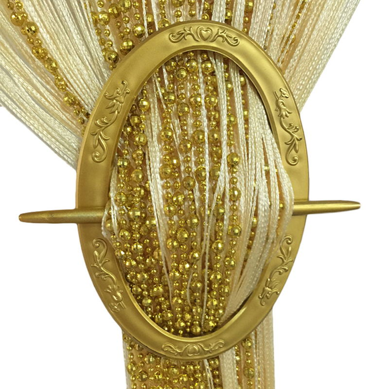 New Vintage Fenêtre Rideau Boucle Accessoires Embrasse Crochet ...