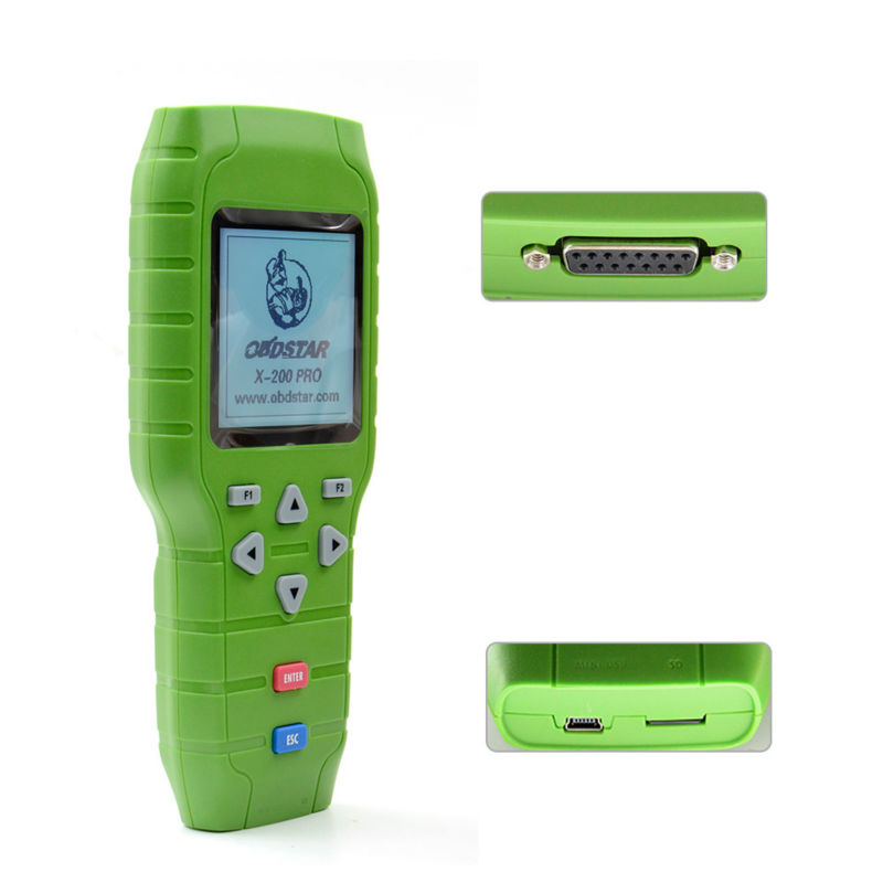 Image 5 - OBDSTAR X 200 X200 Pro A+B Type for Oil Reset + OBD Software + EPB Function Update Online