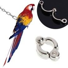 Кольцо для ног попугая, летающая веревка, кольцо для ног, аксессуары для улицы