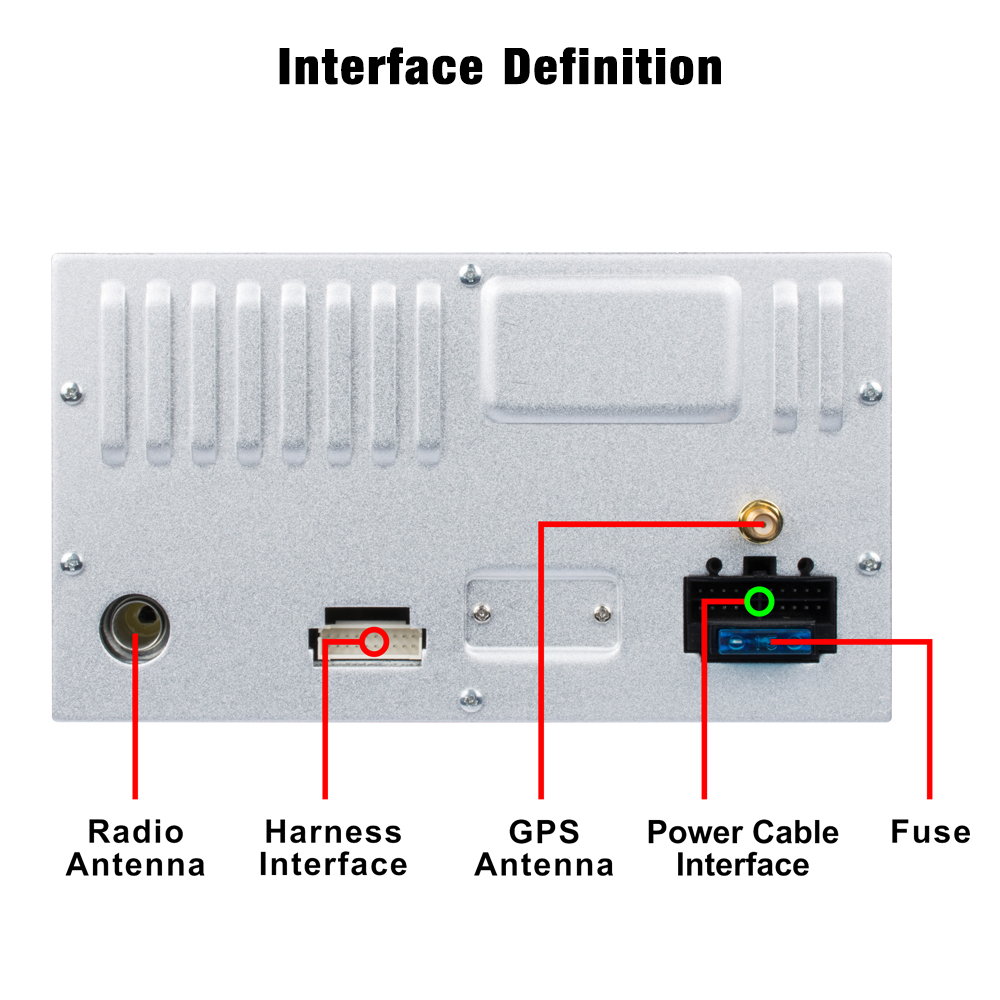 Vehemo gps навигация lcd сенсорный экран автомобильный DVD автомобильное радио DVD заднего вида гибкий автомобильный стерео радио для автомобиля, DVD Автомобильный