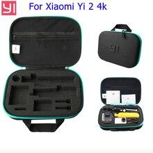 Xiaomi Yi 2 4k Case Accessories Original Quality Storage Camera Case Bag for Xiaomi Yi 2 4k Action Camera