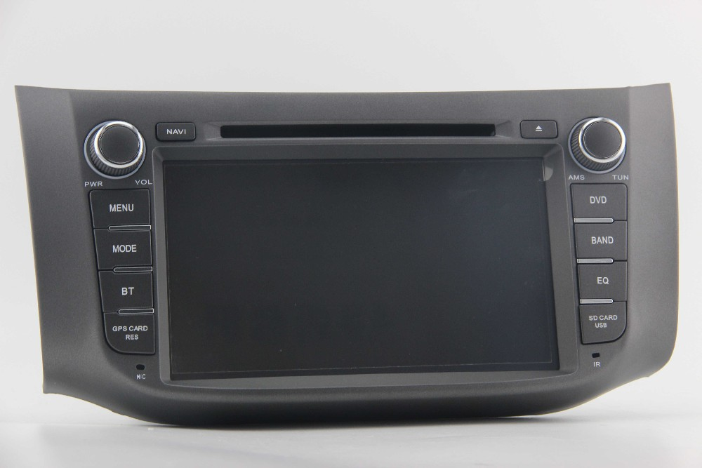 US $310 0 |8'' audio player for Nissan Bluebird SYLPHY/Sentra car audio  video entertainment navigation system touch screen factory oem-in Car