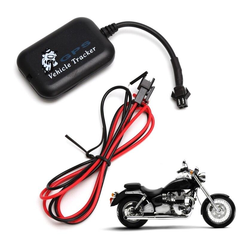 OOTDTY Mini Hot Vehicle Time Tracking Tracker Bike Motorcycle Real Monitor GPS/GSM/GPRS W15