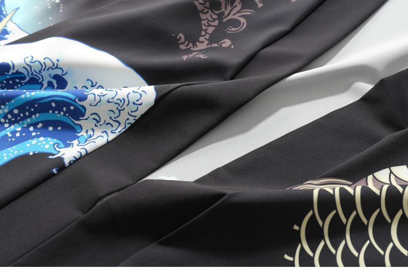 HTB15ET9GY1YBuNjSszhq6AUsFXaG Zongke Japanese Kimono Cardigan Men Wave and Carp Print Long Kimono Cardigan Men Thin Mens Kimono Cardigan Jacket Coat 2018