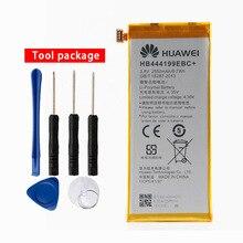 Original HB444199EBC phone battery For Huawei honor 4C C8818 CHM-UL00 2500mAh стоимость