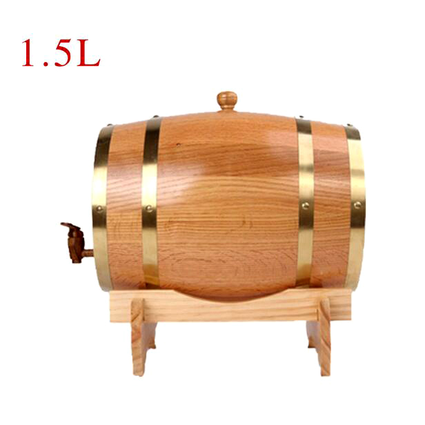 wooden barrel decorative bucket keg beer barrel bladder. Black Bedroom Furniture Sets. Home Design Ideas