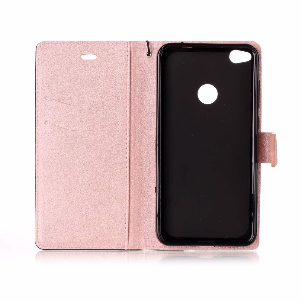 Afholte For Huawei P9 P8 Lite GR3 Phone Case For Huawei P9 Lite Flip Cover KA-97