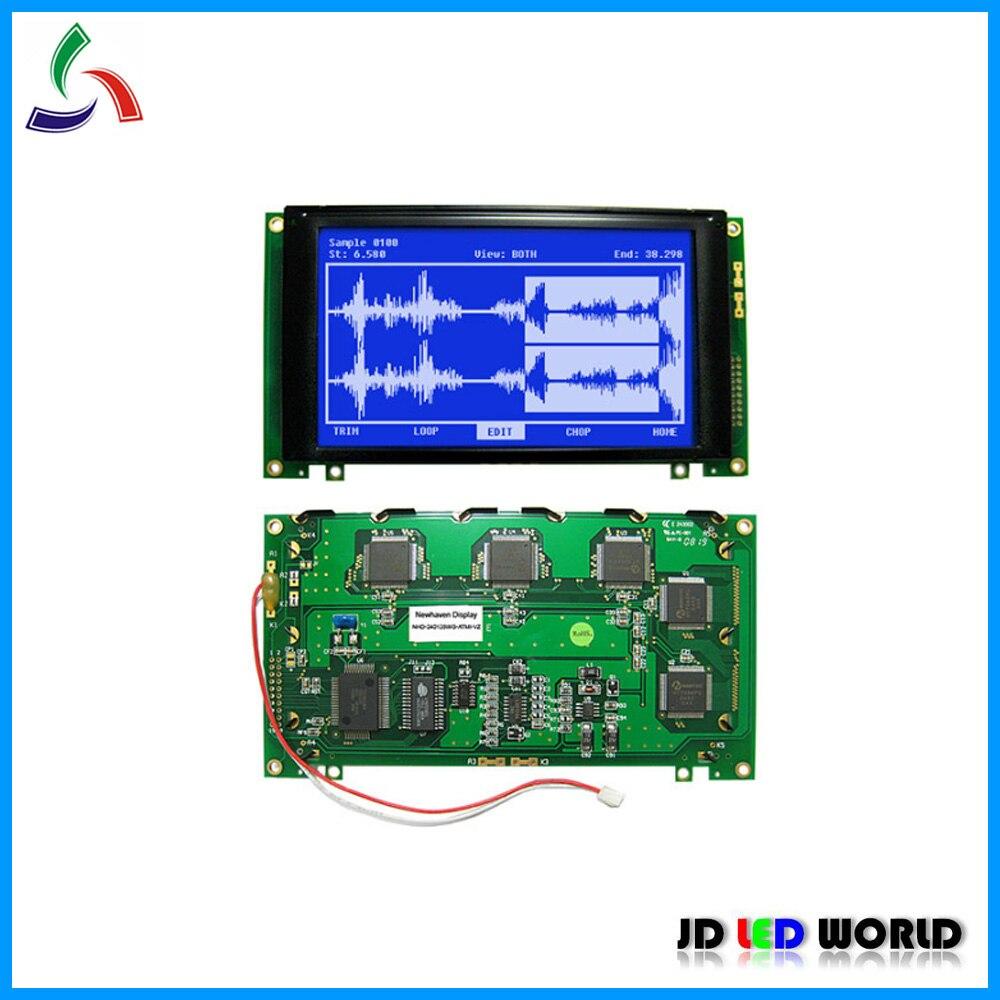 NHD 240128WG ATMI VZ LCD screen module