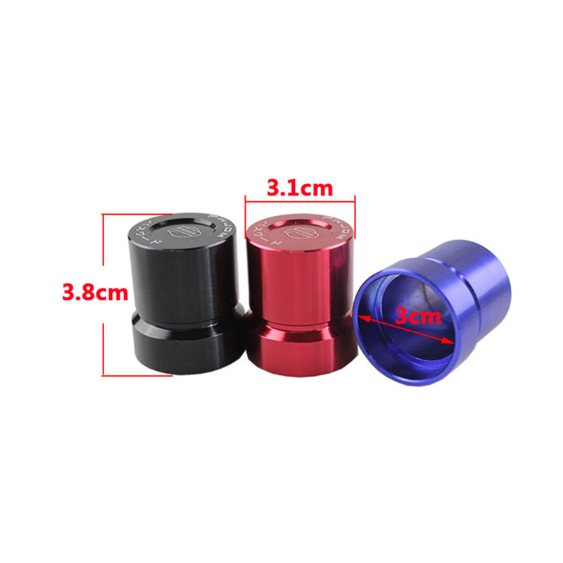 RASTP Engine Car Accessories Aluminum Solenoid Valve Cover For Honda B series D series H series Accord Civic with Logo RS QRF019