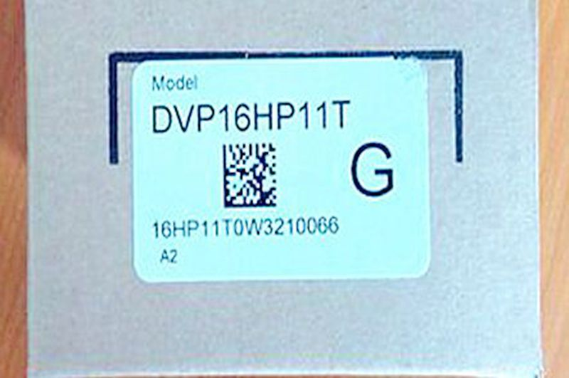 New Original DVP16HP11T PLC Digital module EH2 series 24VDC 8DI 8DO Transistor output 5pcs new 1pcs ee 1010 om plc industrial use plc module industry automation t