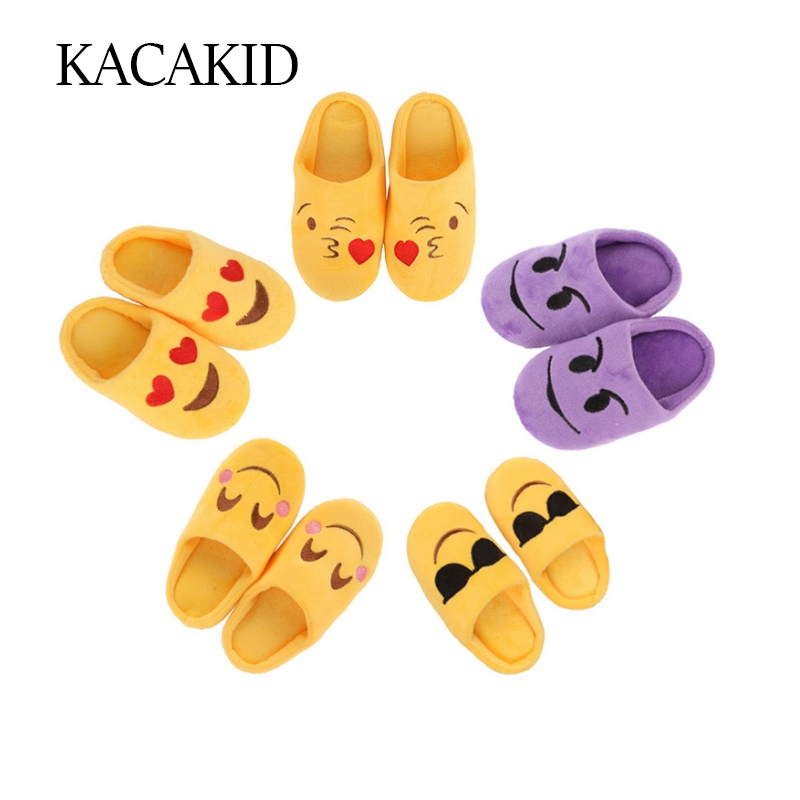 Baby Children's Cartoon Slippers Kids Indoor Floor Shoes Cute Funny Soft Home Shoes For Girls Boys Toddler