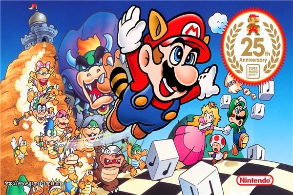 US $4.49 25% OFF Benutzerdefinierte Leinwand Kunst Super Mario Poster Super  Mario Bros Wandaufkleber Mario Tapete Video Spiel Wandbild ...