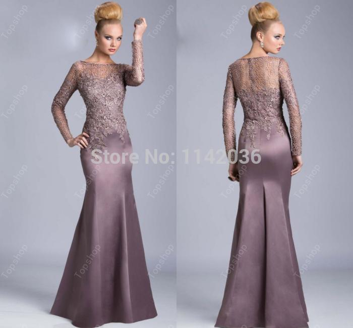 Fashionable Evening Gowns