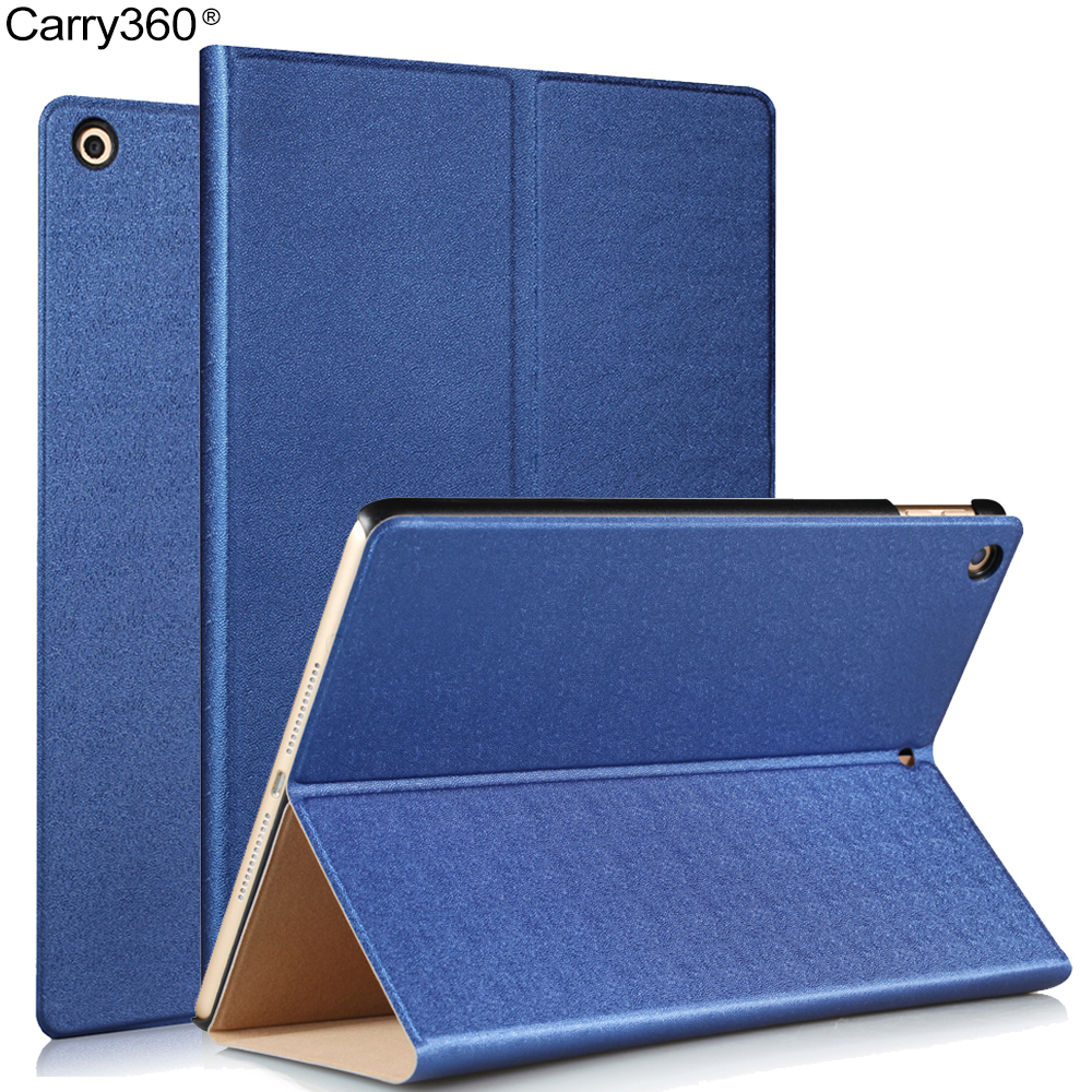 Cover for iPad 2017 Case, Carry360 Luxury Fashion PU Leather Wake Sleep Smart Cover for Apple iPad 9.7 inch 2017 New Release sgl luxury ultra smart stand cover for ipad air 1 ipad5 case luxury pu leather cover with sleep wake up function for ipad air1