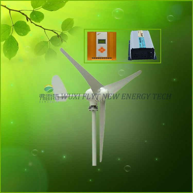 400w wind turbine Max power 600w with 1000w pure sine wave inverter + 600w MPPT wind solar hybrid controller dolphin 300w wind turbine generation come with wind solar hybrid controller led display 600w off grid pure sine wave inverter