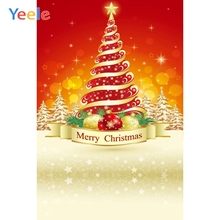Yeele Merry Christmas Trees Dreamy Glitter Baby Kid Portrait Photographic Backgrounds Photography Backdrops For The Photo Studio