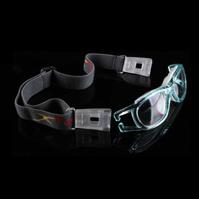 b33fe7b374 ... Children football Glasses basketball outdoor sports soccer Goggles  Prescription kids eye protective Eyewear safety PC lens ...