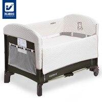 Высокое качество Новорожденные спальный кровать отправить бампер детская кроватка