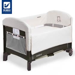Высокое качество новорожденных детская кроватка отправить бампер ребенка колыбели