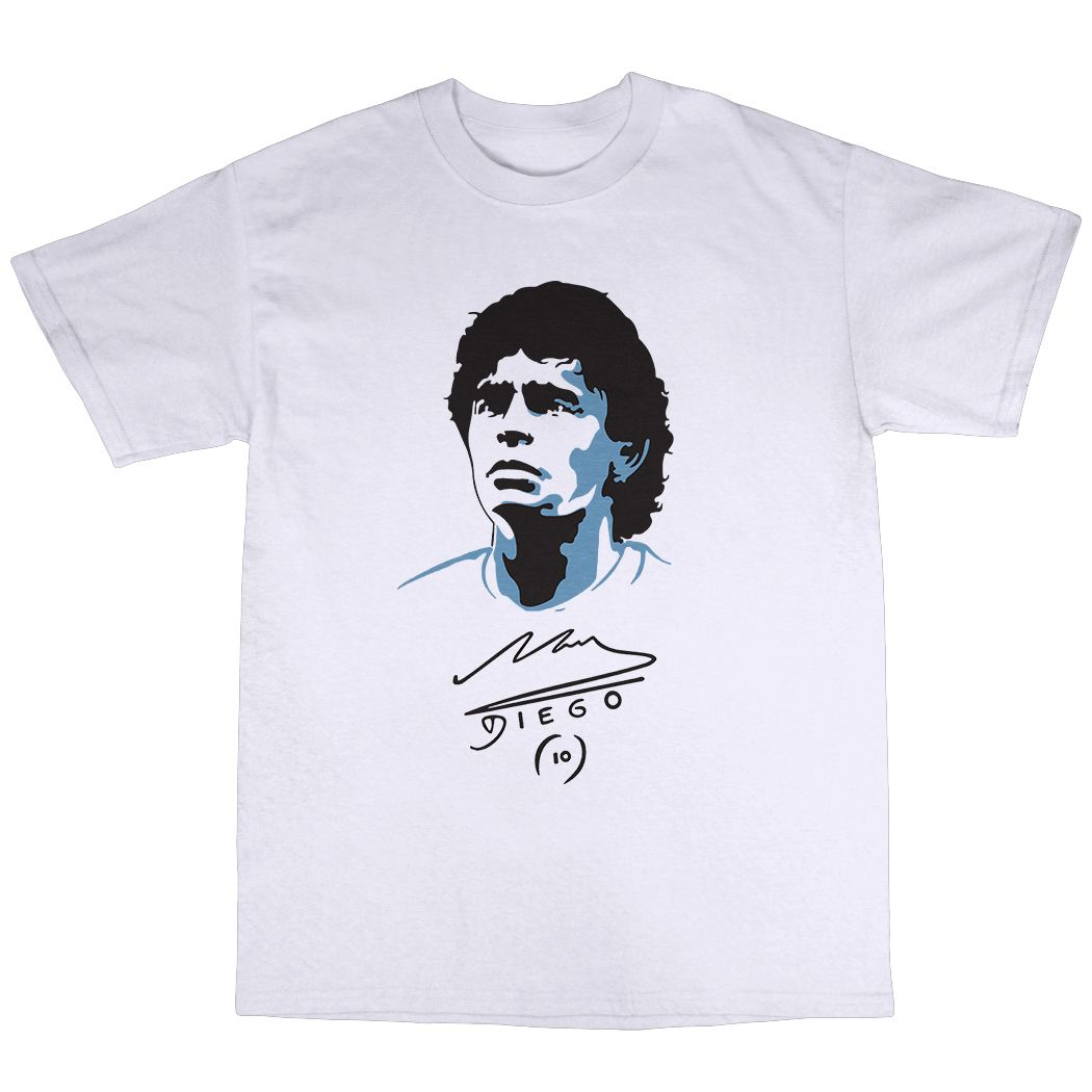 Diego Maradona T Shirt 100% Cotton Football Argentina Legend Boca Juniors  Cool Casual pride t shirt men Unisex Fashion tshirt-in T-Shirts from Men s  ... 37b648ff918eb