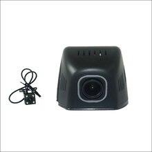 Car Wifi DVR For Toyota Prado 120 150 fj150 Car Driving Video Recorder Dual Camera FHD 1080P Car Black Box